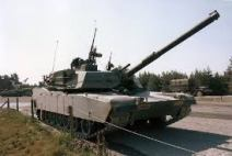 M1 Abrams Mbt Armament 1