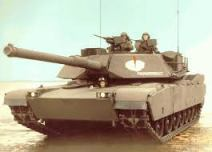 M1 Abrams Mbt Armament 2