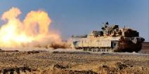 M1 Abrams Mbt In Combat 16