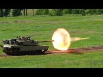 M1 Abrams Mbt In Combat 17