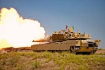 M1 Abrams Mbt In Combat 5