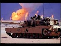 M1 Abrams Mbt In Combat 6