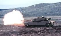 M1 Abrams Mbt In Combat 7