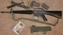 M16 Assault Rifle 19