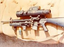 M16 Assault Rifle 4