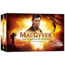 Macgyver (Season 3) DVD Review 3