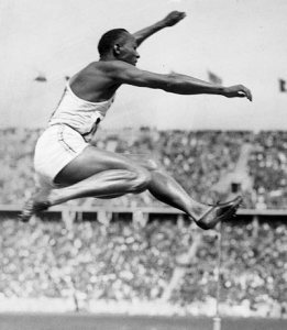 The Triumph at the Berlin Olympics 22