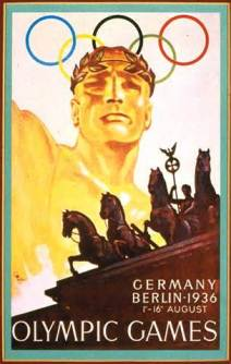 The Triumph at the Berlin Olympics 9