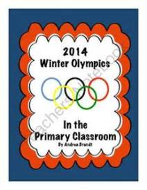 Winter Olympics Teaching Tips 1