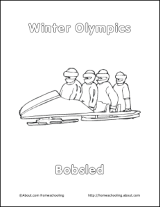 Winter Olympics Teaching Tips 16