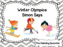 Winter Olympics Teaching Tips 2